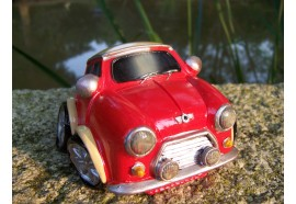 39507 REPRODUCTION FIGURINE TIRELIRE VOITURE MINI COLLECTION