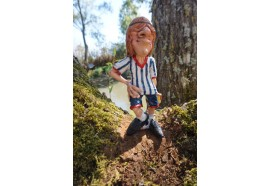01413001 FIGURINE METIER CARICATURE  ARBITRE  DE FOOT  COLLECTION LES ALPES