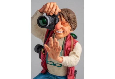 FO85538 FIGURINE METIER LE PHOTOGRAPHE COLLECTION FORCHINO EXCEPTIONELLE