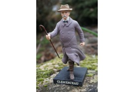 RE0166 FIGURINE STATUETTE REPRODUCTION CLEMENCEAU PRESIDENT FRANCE