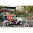 FO85076 FIGURINE LES GOPAINS GOLFEURS COLLECTION FORCHINO EXCEPTIONELLE PM