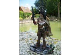 14901 FIGURINE STATUETTE MANGA GUERRIERE BANDIDAS HEROIC FANTASY 20%