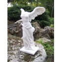 30157 FIGURINE STATUETTE REPRODUCTION SAMOTHRACE STYLE MARBRE