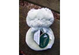 24045 HOCHET GRENOUILLE DOUDOU BELLE QUALITEE BEARINGTON COLLECTION