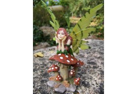14142 FIGURINE FEE FAIRY ELFE HEROIC FANTASY LES ALPES FATA NADA FEES