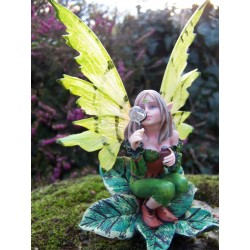 14004 FIGURINE FEE ELFE HEROIC FANTASY ALPES FATA NADA FAIRY DREAMS