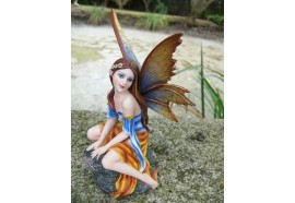 15320 FIGURINE FEE ELFE FAIRY NATURE HEROIC FANTASY FEES