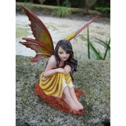 15322 FIGURINE FEE ELFE FAIRY NATURE HEROIC FANTASY FEES