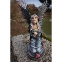 143830   FIGURINE  STATUETTE FEE A GENOUX H.27.5    FEES HEROIC FANTASY
